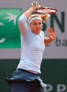 Sabine Lisicki - 2013 French Open 1st Round 5/26/13