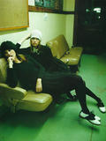 Christy Turlington with Linda Evangelista & Meghan Douglas: Vogue (IT) 03/1994, ph. Steven Meisel Photo 84 (Кристи Тарлингтон с Линда Евангелиста & Меган Дуглас: Vogue (ИТ), 03/1994, тел.  Фото 84)