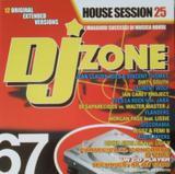 DJ Zone (House Session Vol 25) - Retail - 2008