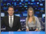 Georgie Thompson | SSN 10/02/10 *Cleavage* | RS | 11MB