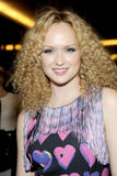 Кайли Дэфер, фото 113. Kaylee DeFer Versace for H&M Fashion event at the H&M on the Hudson on November 8, 2011 in New York City, foto 113